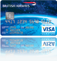 British Airways Visa Signature