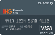 IHG(R) Rewards Club Credit Card