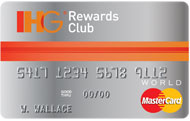 IHG(R) Rewards Club Select Credit Card