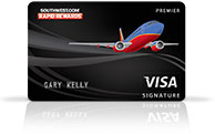 Southwest Airlines Rapid Rewards(R) Premier Credit Card