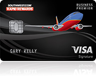 Southwest Airlines Rapid Rewards(R) Premier Business Credit Card
