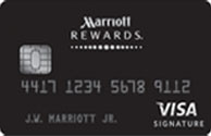 MARRIOTT REWARDS(R) PREMIER CREDIT CARD FROM CHASE