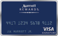 MARRIOTT REWARDS(R) CREDIT CARD FROM CHASE