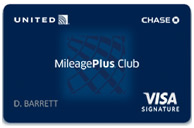 United MileagePlus(SM) Club Card