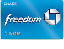 Chase Freedom� Credit Card
