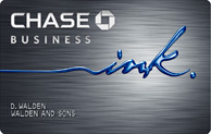 Ink Cash(R) Business Credit Card