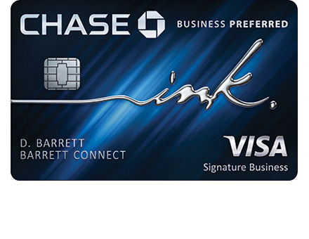 Chase Ink Business Preferred(SM)