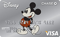 Disney Rewards(R) Visa(R) Card