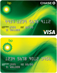 BP Credit Card from Chase