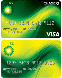 BP Visa(R) Card from Chase